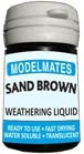 Sandbraun Weathering Liquid