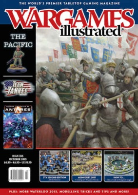 Wargames Illustrated Nr 336