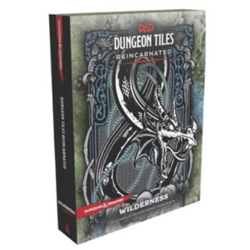 D&D: Dungeon Tiles Reincarnated Wilderness