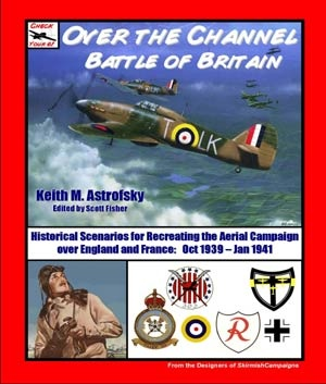 Over the Channel (Battle of Britain Scenarios)