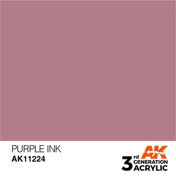 Purple INK 17ml
