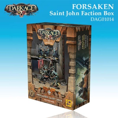 Forsaken Saint John Faction Box