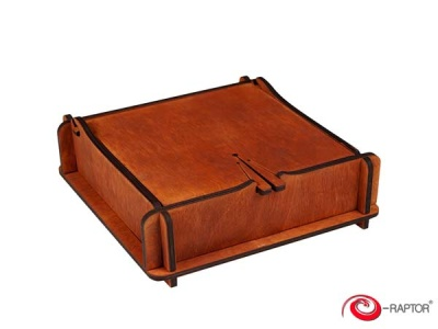 Storage Box: Magic Box (Mahogony)