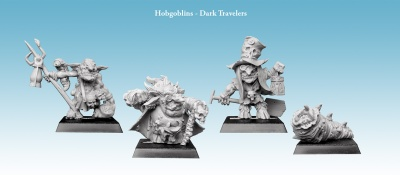 Hobgoblins - Dark Travelers (4)