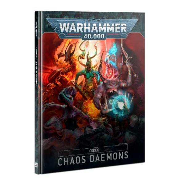 Codex Chaosdämonen (2018)