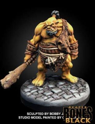 Garghuk, Ogre Chieftain
