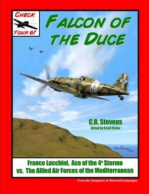 Falcon Of The Duce (Italian Air Ace Scenarios)