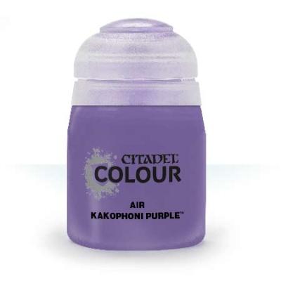 Kakophoni Purple (Air)