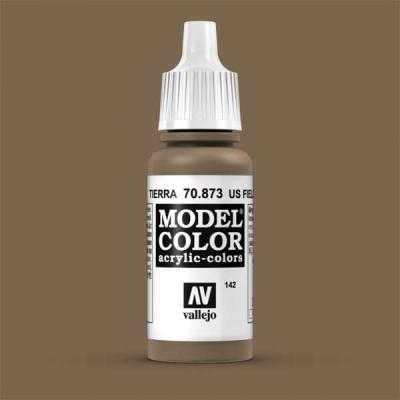 Model Color 142 Erdbraun (Us Field Drab) (873)