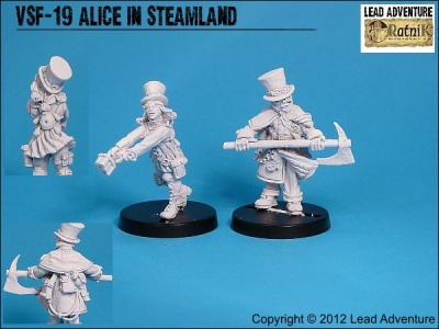 Alice in Steamland (2)