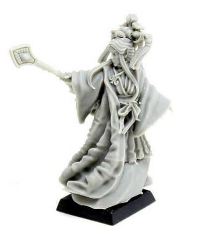 Elf Priestress