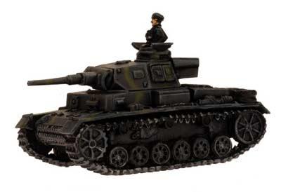 Panzer III H