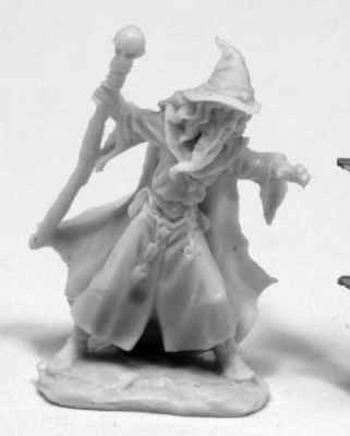 Lendil Blackroot, Wizard