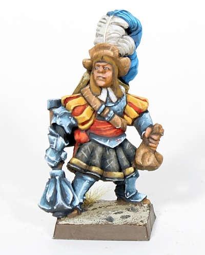 Mercenary 9 (Noble)