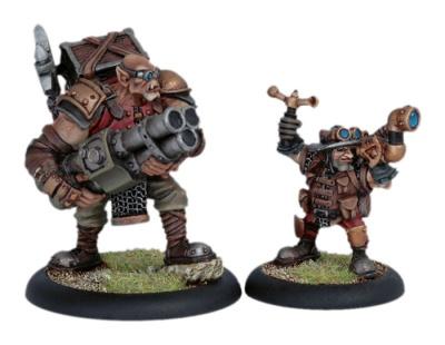 Mercenary Herne & Jonne