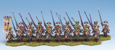 Mounted Knights of Cleansing Dark (20)
