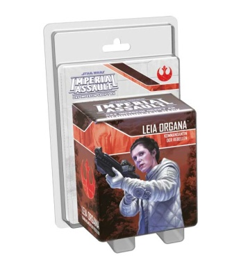Star Wars: Imperial Assault Leia Organa
