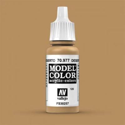 Model Color 125 Ockergelb Dunkel (Desert Yellow) (977)