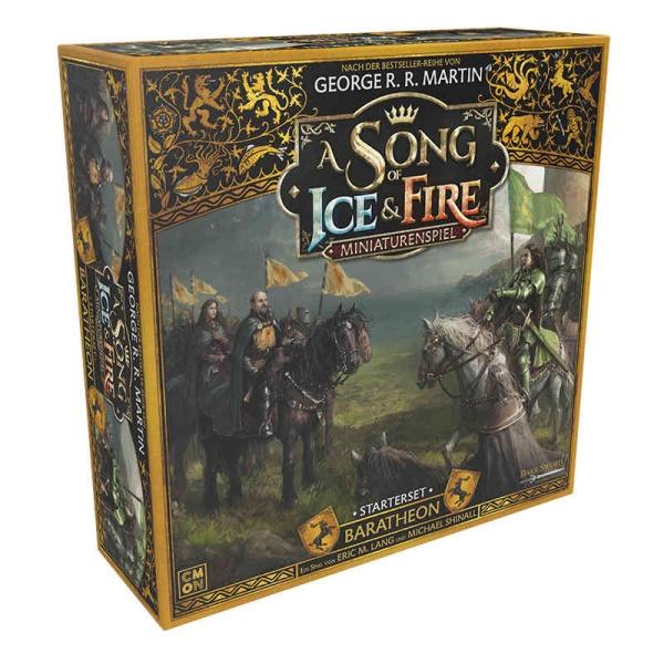 A Song of Ice & Fire - Baratheon Starterset (DE)