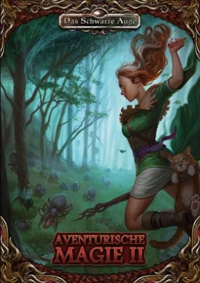 Aventurische Magie 2 (Hardcover)