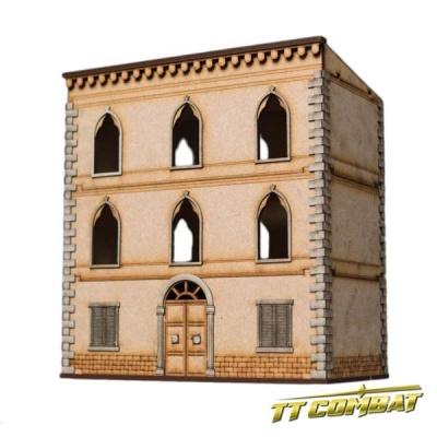 Venetian Townhouse B OOP