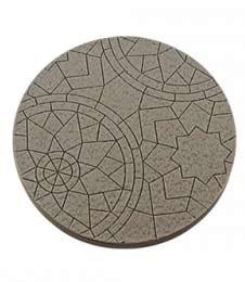 Mosaic Bases, Round 70mm (1)