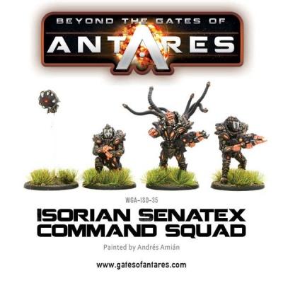 Isorian Senatex Command Squad