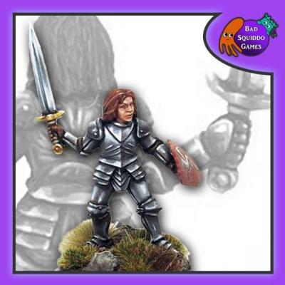 Mary, Female Knight (1)