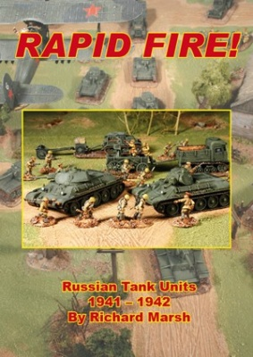 Russian Tank Units 1941 to 1942