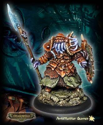 Vanguard Commander