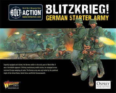 Blitzkrieg German Army (1000p)