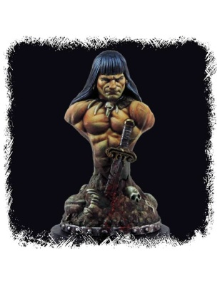Conan The Barbarian - BUST (1/16)
