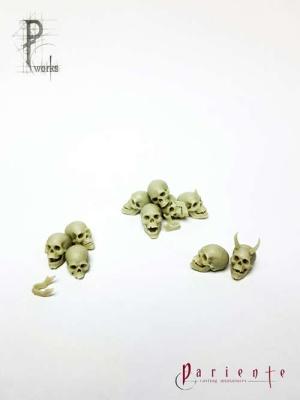 Human Skulls (75mm)