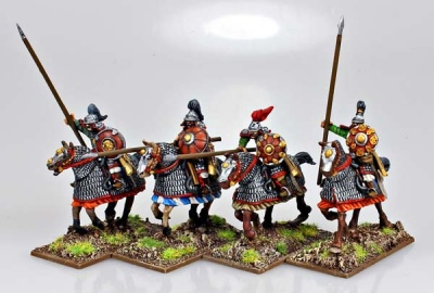 Mongol Heavy Cavalry Lancers