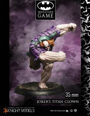 Joker Titan Clown
