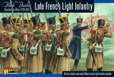 Napoleonic Late French Light Infantry (36)