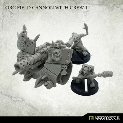 Orc Field Cannon with Crew 1 (1)