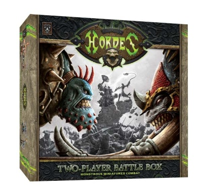 HORDES Two Player Battle Box MK3
