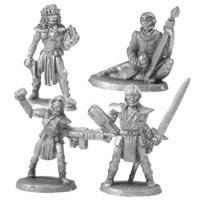 Mystic Crusaders (4)