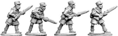 French Foreign Legion Riflemen (4)