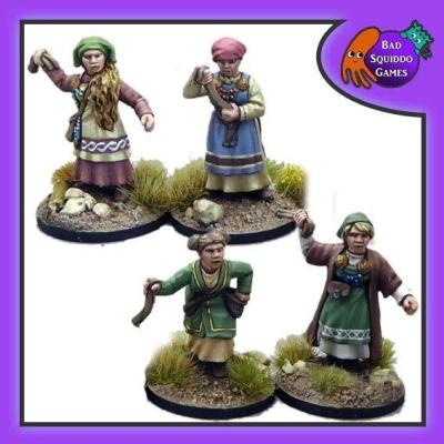 Shieldmaiden Slingers (4)