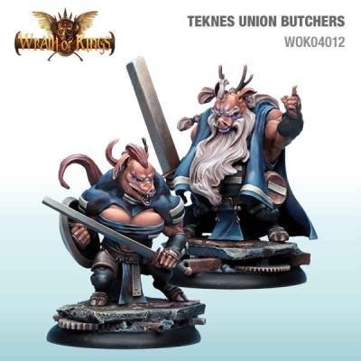 Teknes  Butchers