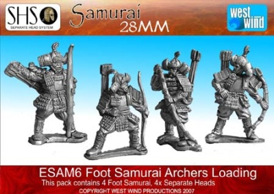 Foot Samurai Archers Loading (4)