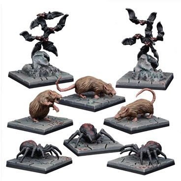 Dungeon Saga: Dungeon Critters