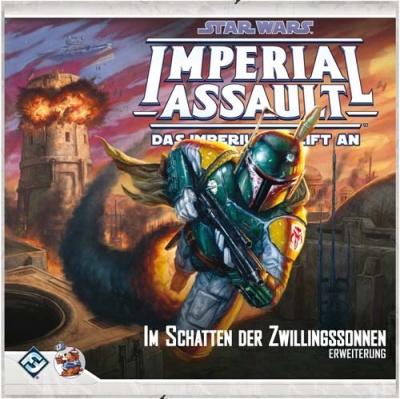 Star Wars: Imperial Assault - Im Schatten der Zwillingssonne
