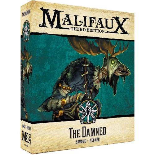 Malifaux (M3E): Explorer's Society - The Damned