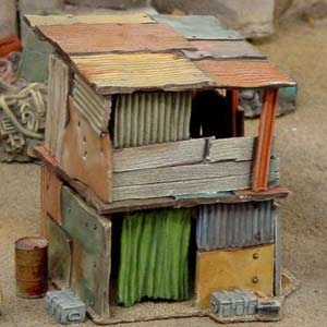 Shanty Building B
