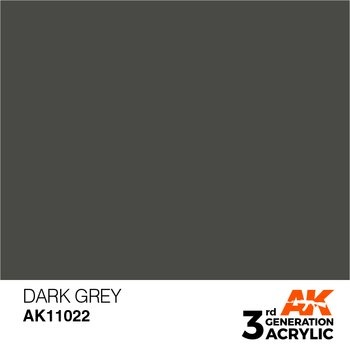 Dark Grey 17ml