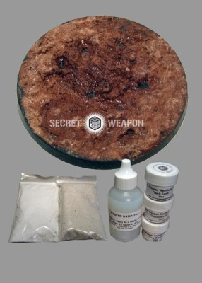 Scenic Products & Kits: Mud & Water Bundle