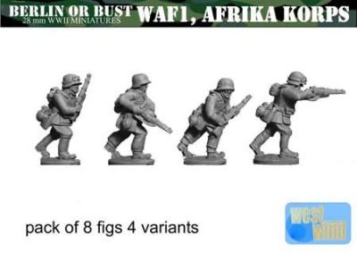 Africa Korps Riflemen